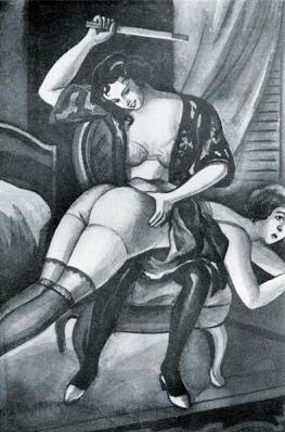 Illustrations for Les Malheurs de Colette (1914) - Eric Galton