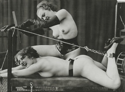 Bondage_Furniture_with_leg_cuffs_and_domme