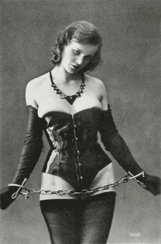 Female_in_Corset_Chained