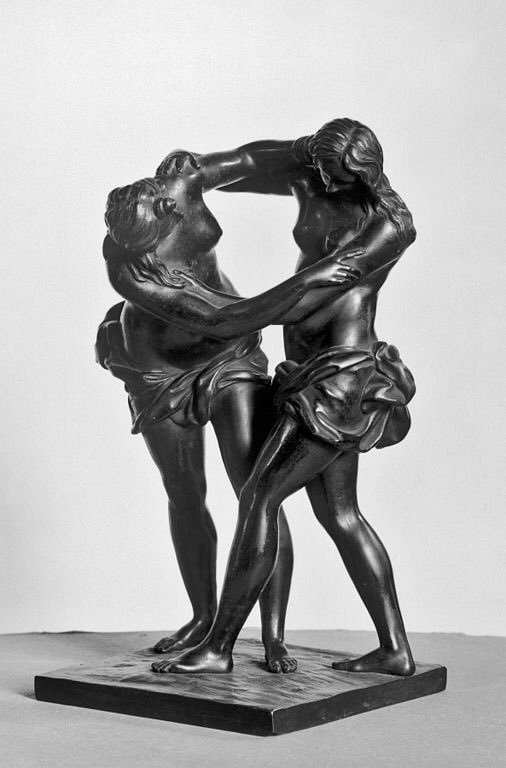 Bronze sculpture (c. 1650-1690) - Ferdinando Tacca