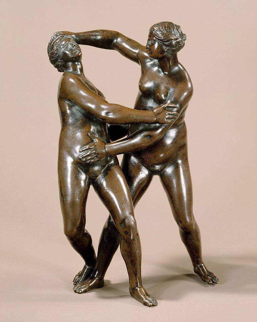 Bronze sculpture (c. 1640-1662) - Leonhard Kern