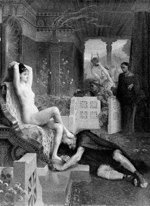 Circé (1889) - Émile Lévy