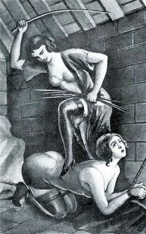 Illustrations for Les Malheurs de Colette (1914) - Eric Galton (2)