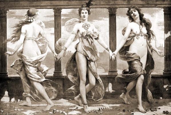 La Monnaie française (1901) - Fernand Le Quesne.