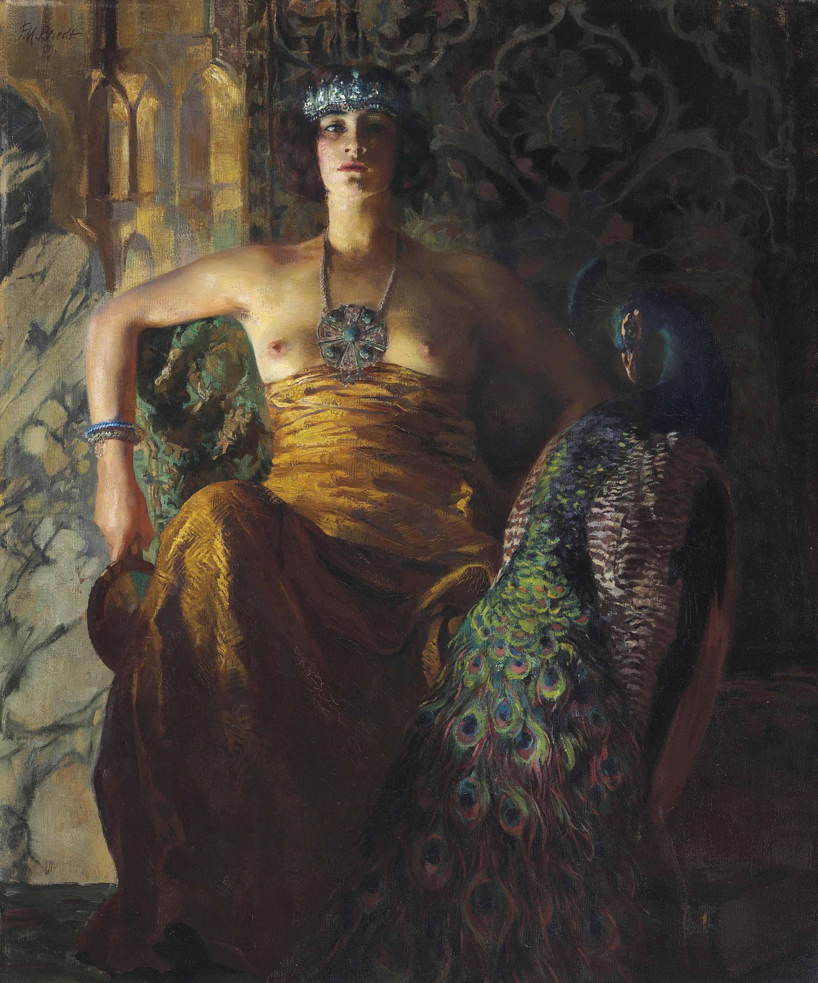 Self-Confidence (1909) - Ferdinand Max Bredt