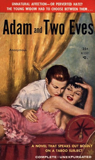 Adam_And_Two_Eves_by_anonyme_-_Illustration_by_Walter_Popp_-_Beacon_Book_B152_1956
