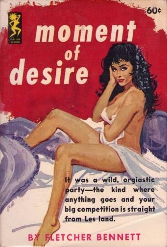 Cover_of_Moment_Of_Desire_by_Fletcher_Bennett_-_Illustration_by_Robert_Bonfils_-_Playtime_1962