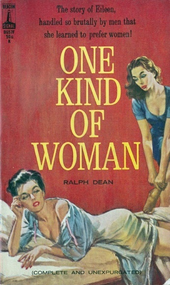 Cover_of_One_Kind_Of_Woman_by_Ralph_Dean_-_Cover_artist_Paul_Rader_-_Beacon_1963