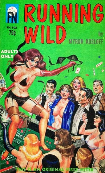 Cover_of_Running_Wild_by_Myron_Kosloff_-_Illustration_by_Eric_Stanton_-_First_Niter_FN102_1963