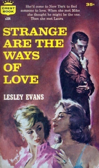 Cover_of_Strange_Are_the_Ways_of_Love_by_Lesley_Evans_1959