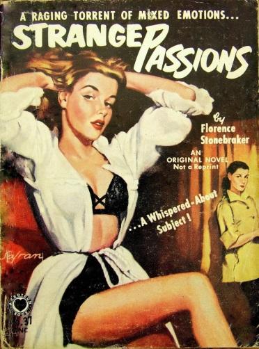 Cover_of_Strange_Passions_by_Florence_Stonebraker_-_Cover_artist_Bernard_Safran_-_Croydon_Book_1953