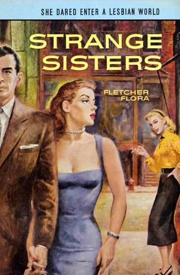Cover_of_Strange_Sisters_by_Fletcher_Flora_-_Lion_LB215_1954
