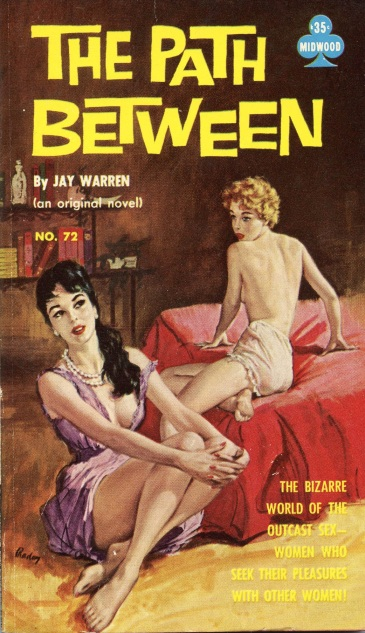 Cover_of_The_Path_Between_by_Jay_Warren_-_Illustration_by_Paul_Rader_-_Midwood_72_1961