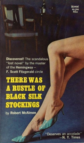 Cover_of_There_Was_A_Rustle_Of_Black_Silk_Stockings_by_Robert_McAlmon_-_Belmont_Books_1963