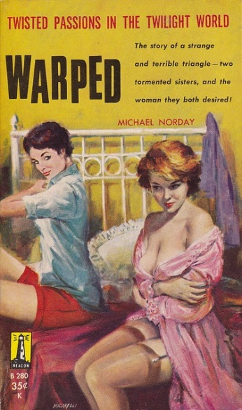 Cover_of_Warped_by_Michael_Norday_-_Cover_artist_Clement_Micarelli_-_Beacon_B280_1955