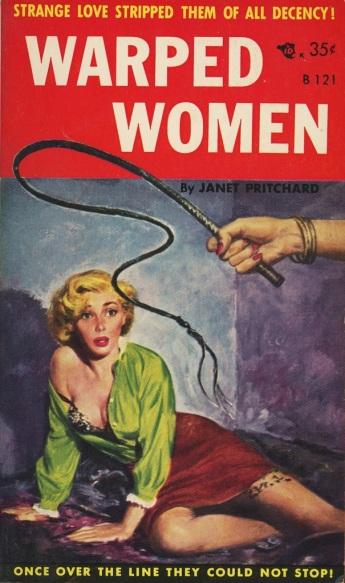 Cover_of_Warped_Women_by_Janet_Pritchard_-_Illustration_by_Robert_Stanley_-_Beacon_Books_B121_1956