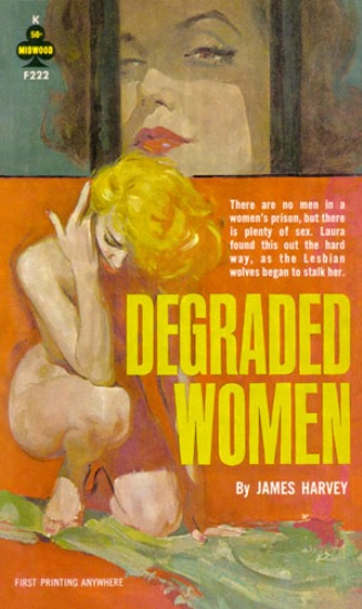 Degraded_Women_by_James_Harvey_-_Illustrations_by_Robert_Maguire_-_Midwood_F222_1962