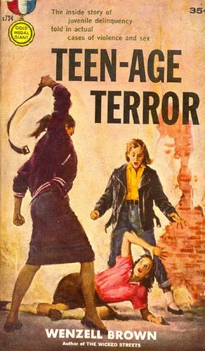 James_Meese_-_Teen-Age_Terror_by_Wenzell_Brown_-_Gold_Medal_Books_s734_1958