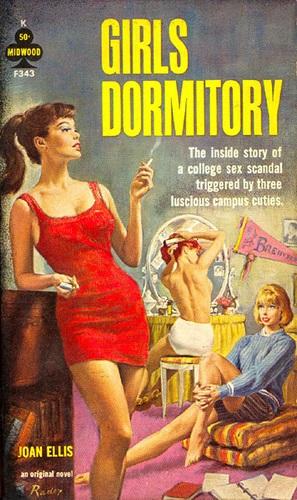 Paul_Rader_-_Girls_Dormitory_by_Joan_Ellis_-_Midwood_F343_1963