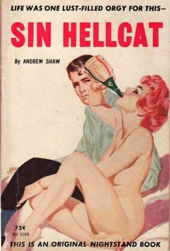Sin_Hellcat_by_Andrew_Shaw_-_Illustration_by_Harold_W._McCauley_-_Nightstand_Books_NB1599_1962