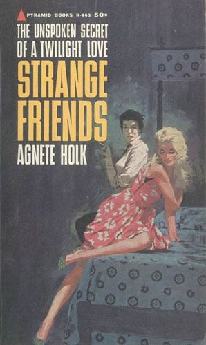 Strange_Friends_by_Agnete_Holk_-_Illustration_by_Ronnie_Lesser_-_Pyramid_Books_1963
