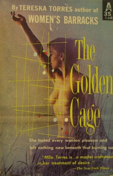 The_Golden_Cage_by_Tereska_Torrès_-_Avon_Books_T-448_1959