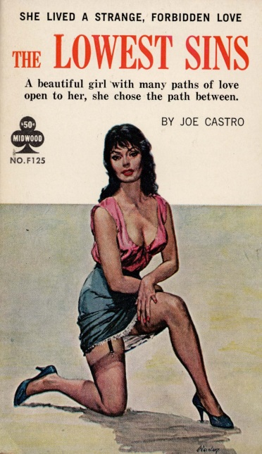 The_Lowest_Sins_by_Joe_Castro_-_Illustration_by_Paul_Rader_-_Midwood_F125_1961