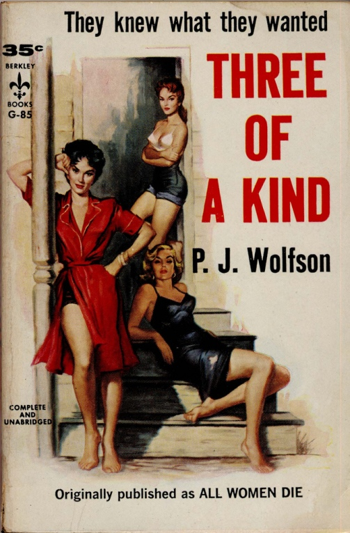 Three_Of_A_Kind_by_PJ_Wolfson_-_Cover_by_Charles_Copeland_-_Berkley_G85_1957
