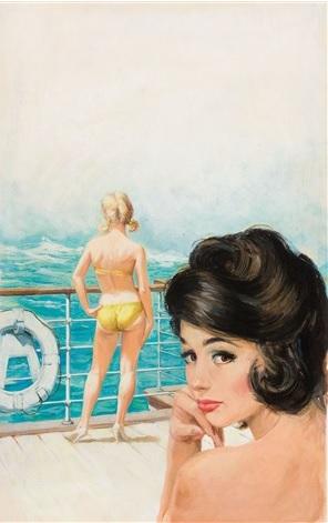 Voluptuous_Voyage_by_Bruce_Minney_1961